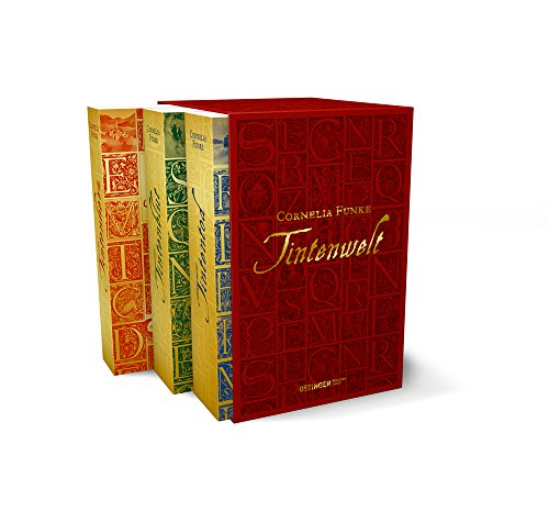 Fantasy aus Deutschland: Tintenwelt-Trilogie