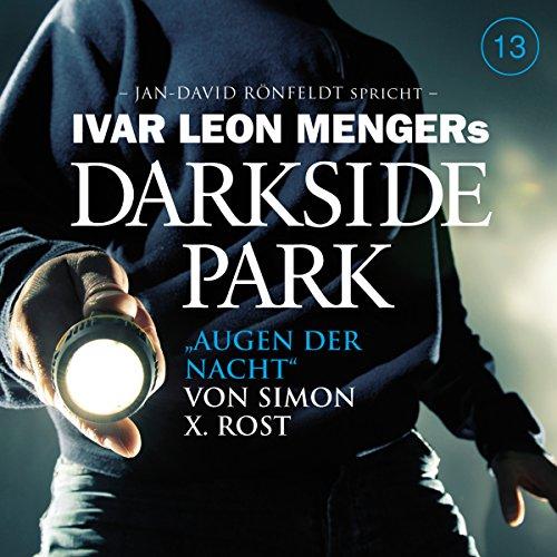 Augen der Nacht (Darkside Park 13) Titelbild