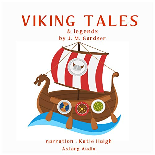 Viking Tales and legends cover art