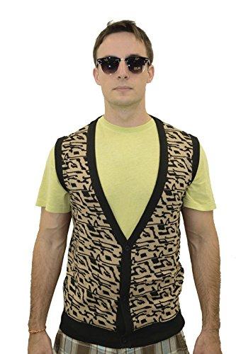 Matthew Broderick Ferris Bueller Tank Top Cardigan