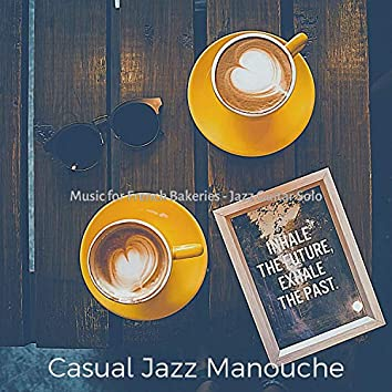 Music for French Bakeries - Jazz Guitar Solo
