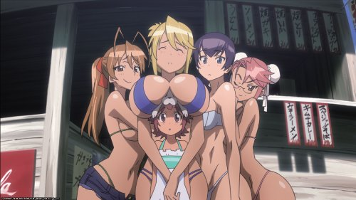 Highschool of the dead drifters of the dead nude Amazon Com High School Of The Dead Ova Drifters Of The Dead Blu Ray Movies Tv