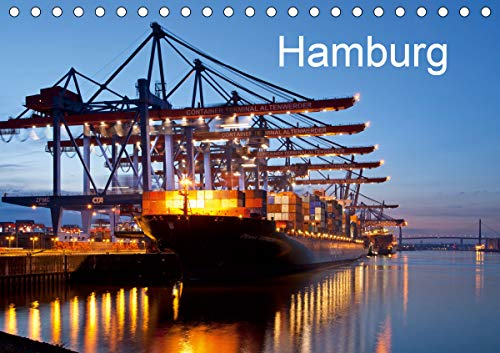 Hamburg (Tischkalender 2020 DIN A5 quer)