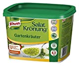 Knorr Salatkrönung Gartenkräuter 500 g, 1er Pack (1 x 0,5 kg)
