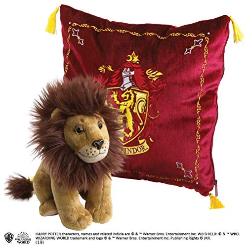 The-Noble-Collection-Plush-Gryffindor-House-Mascot