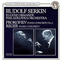 Prokofiev - Piano Concerto No.4 (Korea Edition)