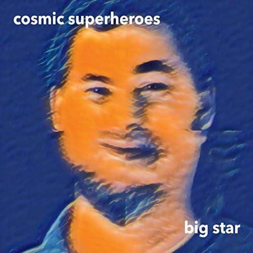 Cosmic Superheroes