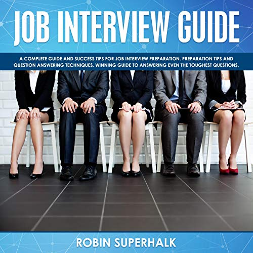 Job Interview Guide Titelbild