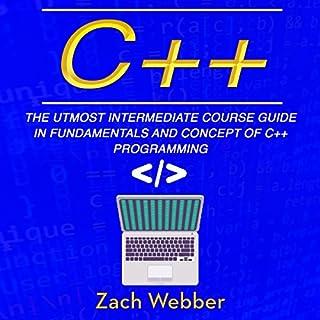 C++ audiobook cover art