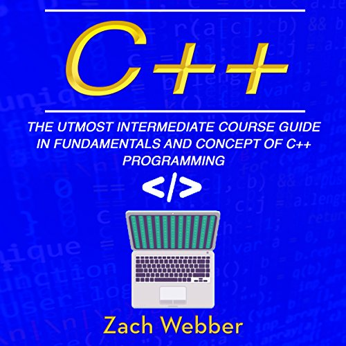 C++ audiobook cover art