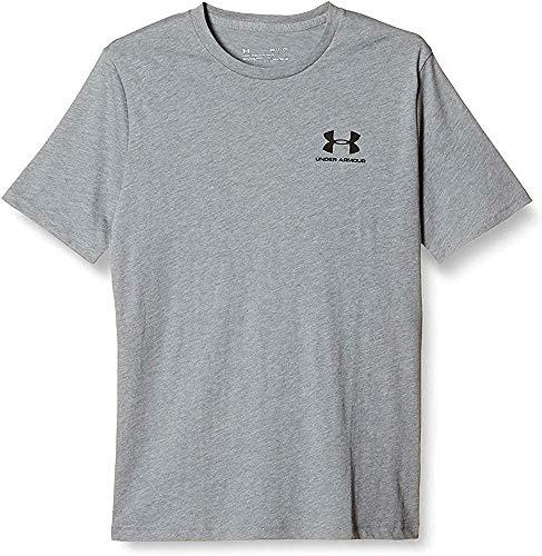 Under Armour 1326799-036-036 Camiseta para hombre gris Talla XS