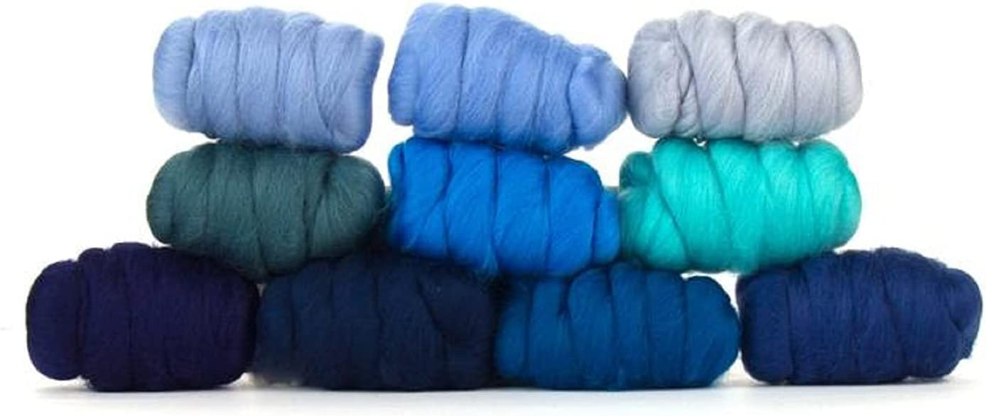 Revolution Fibers Mixed Merino Wool Pack Ranking TOP12 All items in the store Perfect Variety Woo