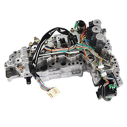 닛산 무라노 막시마 퀘스트용 QIULU 전송 밸브 바디 RE0F09A   JF010E 자동차 CVT 전송 밸브 바디 어셈블리 전송 드라이브 트레인 교체 장치