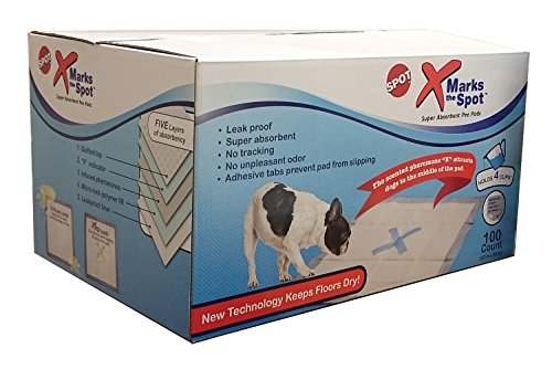 Dog Pad With Adhesive Strips
