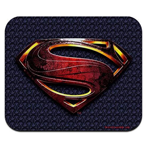 Justice League Movie Superman Logo Low Profile Thin Mouse Pad Mousepad