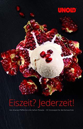 Unold 488999 EISBUCH-101 Eisrezepte Kochbuch, Papier