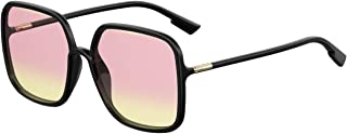 Dior SO STELLAIRE 1 Black/Pink Shaded 59/17/145 Women Sunglasses