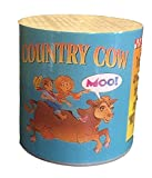 Country Moo Cow Can