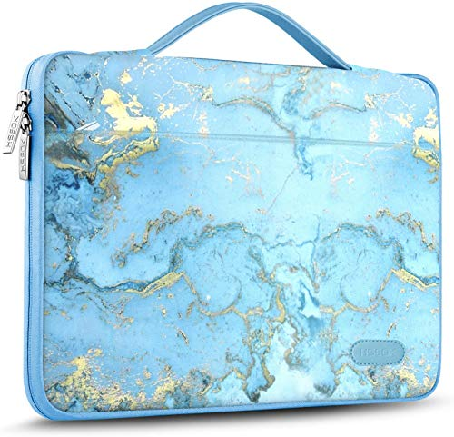 Hseok Maletin Portatil 15 15,6 16 Pulgadas Funda Protectora Delgada Impermeable para MacBook Pro 15 16 y 15
