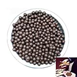 NIDAYE Biodegradable Slingshot Ammo Balls – 1000pcs 3/8 Inch (About 9mm) Hard Clay Slingshot