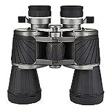 YHML Telescopio De Gran Aumento 10X50 Ocular Grande De Visión De Gran Angular Noche Prismáticos Binoculares Profesionales De Caza Al Aire Libre