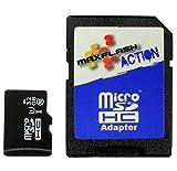 MaxFlash 32GB microSDHC memoria flash Classe 10 (Macchina Fotografica)