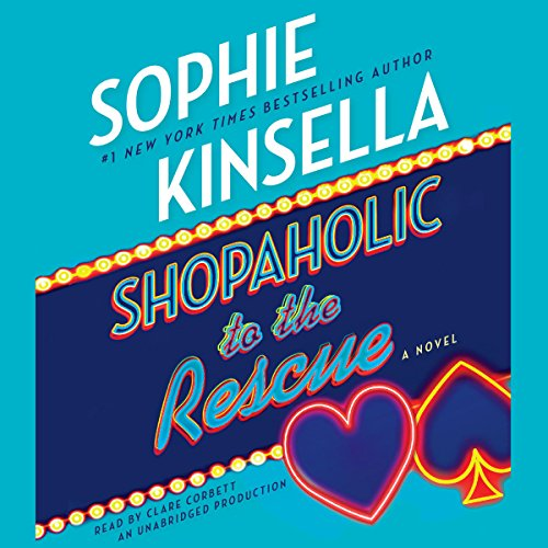 Shopaholic to the Rescue audiobook cover art