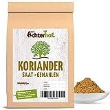100 g Koriander gemahlen Coriander Gewürz Spitzenqualität vom-Achterhof