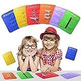 Ritapreaty Baby Lernbrett Früherziehung Hilfen Kinder Ankleiden Sechs-teiliges Lernbrett Baby Lernen Sie, Plüsch-Puppe zu kleiden