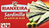 Rianxeira Sardinilla en Aceite de Oliva - 57gr