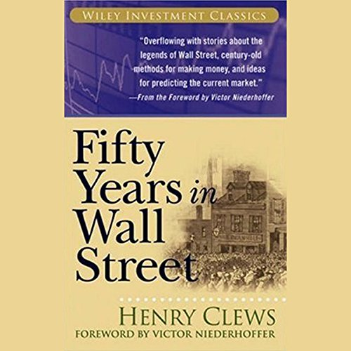 Fifty Years in Wall Street audiobook cover art