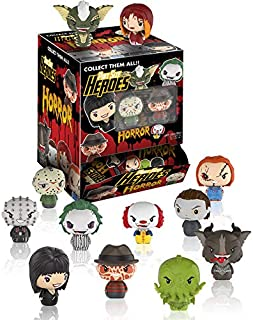 Funko POP Pinta Tamaño Heroes Horror Mystery Mini Toy Action cifras, 1 paquete