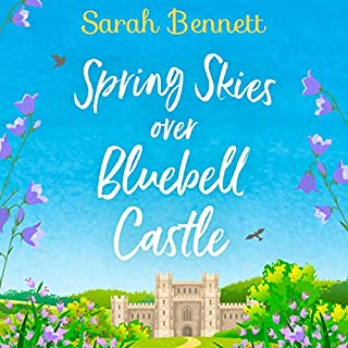 Spring Skies over Bluebell Castle cover art