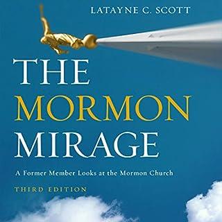 The Mormon Mirage audiobook cover art