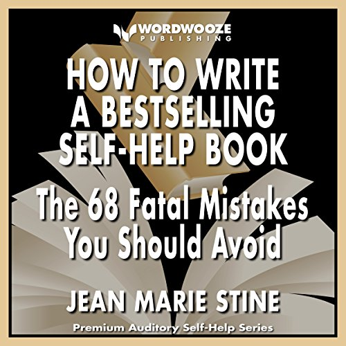 How to Write a Bestselling Self-Help Book audiobook cover art