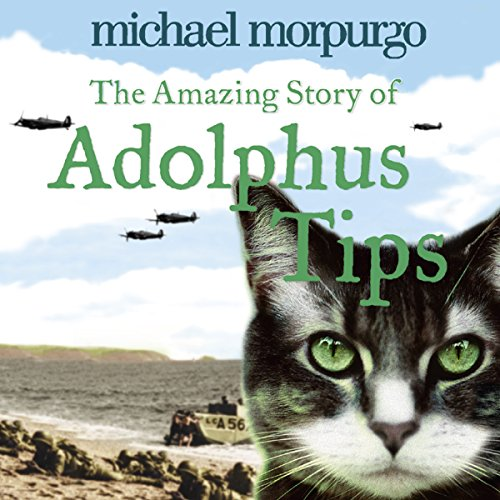 The Amazing Story of Adolphus Tips audiobook cover art
