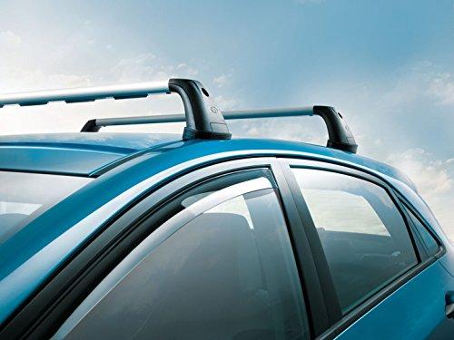 Barras de techo originales Hyundai i30 – aluminio – A6210ADE00AL