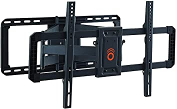 "ECHOGEAR Full Motion TV Wall Mount for Big TVs Up to 90"" TVs - Smooth Swivel, Tilt, & Extension - Universal Design Works w..."