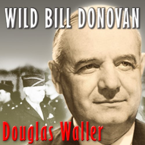 Wild Bill Donovan audiobook cover art