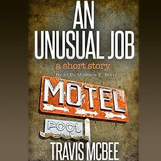 An Unusual Job audiobook cover art