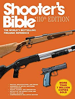 Shooter's Bible, 110th Edition by [Jay Cassell]