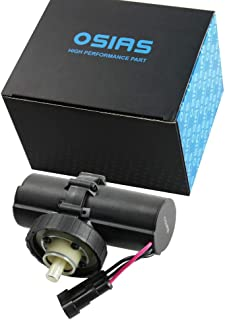 OSIAS New 87802238 Electric Fuel Lift Pump for Ford New Holland 7010 TB80 TS100