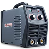 Amico MMA-160, 160 Amp Stick Arc IGBT Digital Inverter DC Welder, 110V/230V Dual Voltage Input Welding.