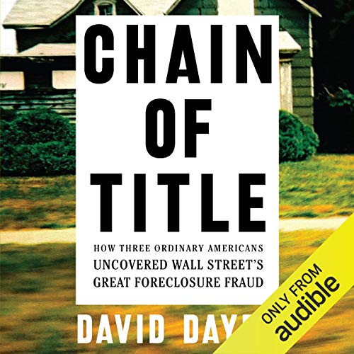 Chain of Title Audiobook By David Dayen cover art