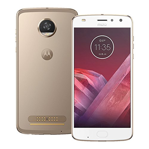 Motorola Moto Z2 Play (XT1710-09) 64 GB Gold, 4 GB RAM, ...