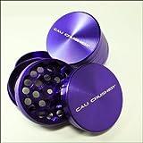 Cali Crusher 4 Piece Herb Grinder Purple