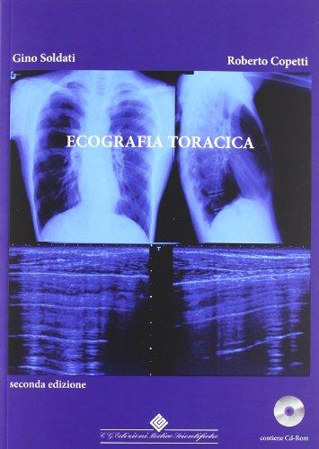 Ecografia toracica. Con CD-ROM