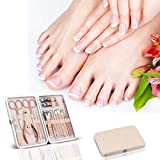 Immagine 1 luling manicure professionale set pedicure