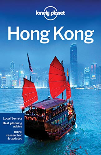 Lonely Planet Hong Kong (City Guide)