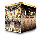 The Throne 1-4: Super Box Set: Entire Series
